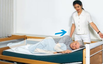 pulla – pulling up in bed without shear forces