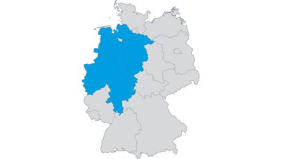 Handelsvertreter NRW, Hessen, Niedersachsen
