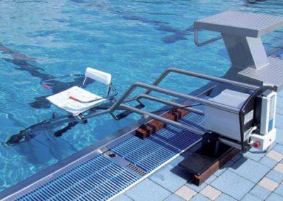 schwimmbadlift